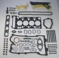 FOR BMW E46 316Ci 316i 318i 318Ci N40 N42 TIMING CHAIN KIT HEAD GASKET SET BOLTS
