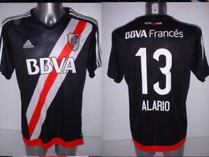 River Plate M L XL Alario Driussi Shirt Jersey Football Soccer BNWT Argentina 3d