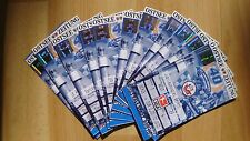 Eintrittskarte / Ticket Hansa Rostock - Wacker Burghausen  12.03.2006