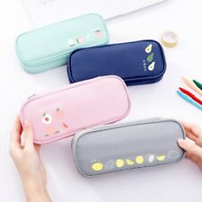 New stationery creative large capacity pencil cases for students stationery bags