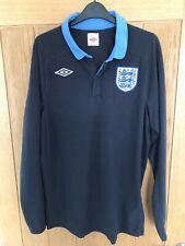 England Away Shirt   Euro 2012   Large   42'   Long Sleeves