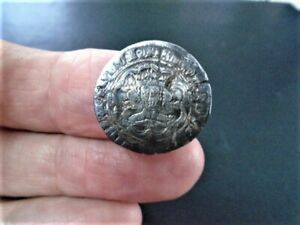 KING EDWARD III silver hammered HALF GROAT,GOOD EXAMPLE( LONDON)detecting finds