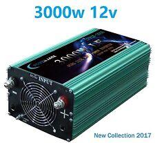Inversor Onda Pura 12v 3000w Pure Wave Inverter 12v 3000w