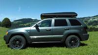TUFF T01 8x17 5x114,3/127 Felgen für Dodge Nitro Jeep Grand Cherokee WH