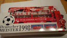 Best Toys 1.FC Kaiserslautern Fan Bus Deutsche Meister 1998