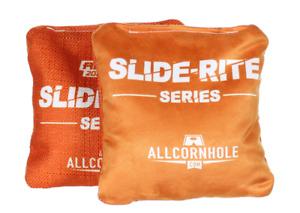 Brand New Slide Rite Cornhole Bags Orange 2020/2021 ACL PRO Stamp