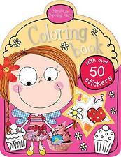 Camilla the Cupcake Fairy Mini Coloring Book by Make Believe Ideas (2012,...