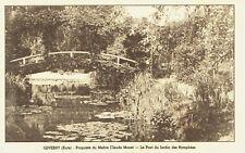 CPA -Carte postale-  FRANCE -VERMON - GIVERNY - Propriété du peintre Monet