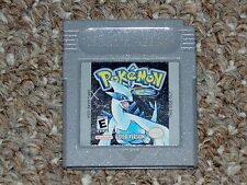 Pokemon Silver Version Nintendo Game Boy Color Cartridge