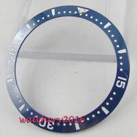 38mm luminous ceramic Watch bezel fit insert parnis automatic Replacement parts