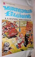 MORTADELLA E FILEMONE LA BANDA MIRASBIECO F IbanezEdizioni Williams 1972 di e