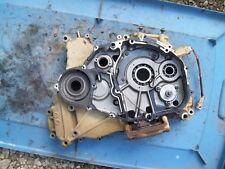 2002 SUZUKI EIGER 400 2WD ENGINE CASE MOTOR CORE CRANK HOUSING