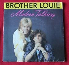 Modern Talking, brother Louie , SP - 45 tours