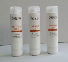 3 pz. Nuovo Revlon intragen Cosmetic Trichology anti hair loss shampoo 250 ml