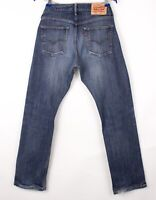 Levi's Strauss & Co Hommes 514 Slim Jeans Extensible Taille W32 L32 BCZ53