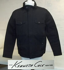 Kenneth Cole New York Men's Jacket-BLACK-XL-NWT