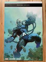 Marvel Comics Uncanny X-Men 6 Ribic Apocalypse 1:25 Variant Cover (2018) NM