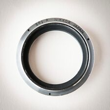 Nikkor Nikon BR-2 F Macro Adapter Ring for Bellows Focusing Attachment