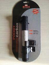 MINI PUMP MTB POCKET CARBON BARBIERI black Colour/SILVER