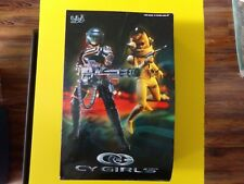 Gi Joe / Action Man / Cy Girls Action Figure