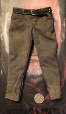 ThreeZero TWD The Walking Dead Negan Pants & Belt loose 1/6th scale