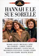 DVD • Hannah e le sue Sorelle (1986) WOODY ALLEN CAINE FARROW  ITALIANO