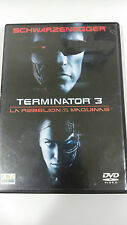 TERMINATOR 3 LA REBELION DE LAS MAQUINAS 2 X DVD EDICION ESPECIAL Schwarzenegger