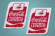 Coca Cola Football League Sleeve Soccer Patch / Badge