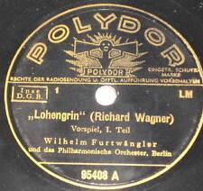 78rpm/Polydor 95408/WAGNER/LOHENGRIN/FURTWÄNGLER