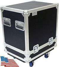 ATA Kent Custom Road Case for Ampeg Heritage SVT-410HLF Bass 4x10 Lift Off Cab