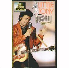 "LITTLE TONY "" GLI ANNI D'ORO VOL.2  ROCK 'N' ROLL "" MUSICASSETTA SIGILLATA MC K7"