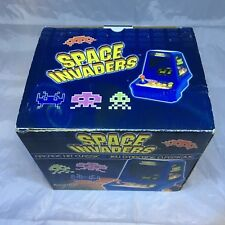Excalibur Mini Table Top Arcade Space Invaders with Box