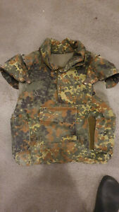 Splitterschutzweste Bundeswehr Größe ML
