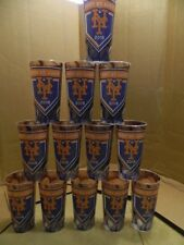 NY Mets Set of 13 2018 Spring Training 22 oz.Plastic cup Set Ships FREE in US