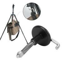 "Metal 3/8"" Sandbag  Weight Tripod Hook for GITZO Fotopro BENRO Camera F"