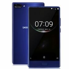 DOOGEE MIX 5.5'' 4GB+64GB Dual SIM Android 7.0 4G Smartphone 3380mAh UK BLUE