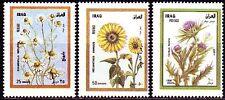 Irak Iraq 1998 ** Mi.1582/84 Blumen Flowers Flora