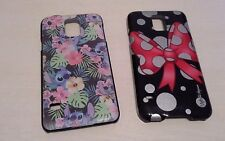 2 coques telephones samsung galaxy S5 Disney occasion