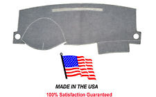 2003-2008 Toyota Corolla Dash Cover in Gray Carpet TO19-0 Made in the USA