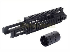 Madbull Noveske Free Float 10inch Handguard Rail for M Series AEG MB-NRH03