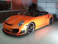 Porsche 911 996 to 997 Turbo update converson widebody NEW