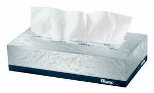 Kimberly-clark Facial Tissue With Pop-up Dispenser - 2 Ply - 100 Sheets Per Box