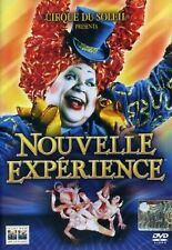 Dvd NOUVELLE EXPERIENCE- (1991) *** Cirque Du Soleil ***......NUOVO