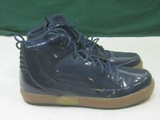 AIR JORDAN GROWN V.9 453930-402  Dark Obsidian-Gum Medium men size  9 - 9.5