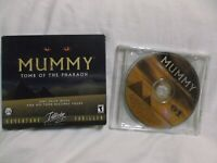 Mummy: Tomb of the Pharaoh (PC, 1997).  Disc is scratch free!
