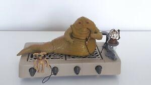 Vintage Star Wars Jabba The Hutt Playset 1983 Kenner