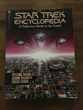 THE STAR TREK ENCYCLOPEDIA - A Reference Guide to th..., Mirek, Debbie Paperback