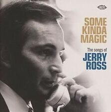 Some Kinda Magic Songs of Jerry Ross 0029667076227 CD