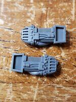 Warhammer 40k IG Astra Militarum Bits:Leman Russ Tank Plasma Cannon Set