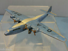 "DINKY TOYS MODEL No.62P ARMSTRONG WHITWORTH  ""EXPLORER'  AIR LINER"